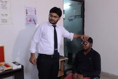 Masters in Optometry In Delhi & NCR