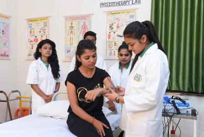 BACHELOR IN PHYSIOTHERAPY COURSES IN DELHI