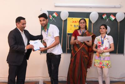 Impact-Paramedical-Health-Institute-Delhi-NCR-India-Republic-Day-Celebration-India