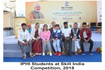 Impact-Paramedical-Health-Institute-Delhi-NCR-India-Skill-India-Competition-2018