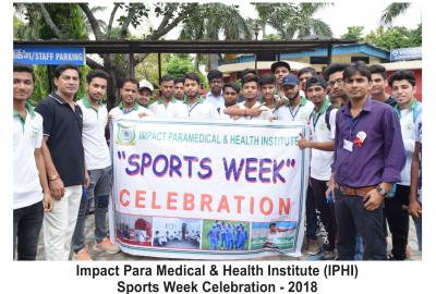 Impact-Paramedical-Health-Institute-Delhi-NCR-India-Sports-Week-Celebration-2018